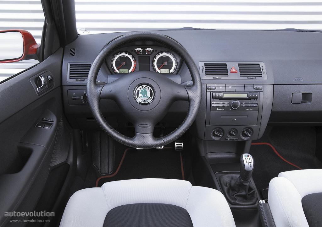 SKODA Fabia RS - 2003, 2004, 2005, 2006, 2007 - autoevolution Volkswagen Polo