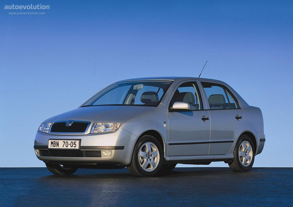 skoda fabia sedan specs photos 2001 2002 2003 2004 2005 2006 autoevolution. Black Bedroom Furniture Sets. Home Design Ideas