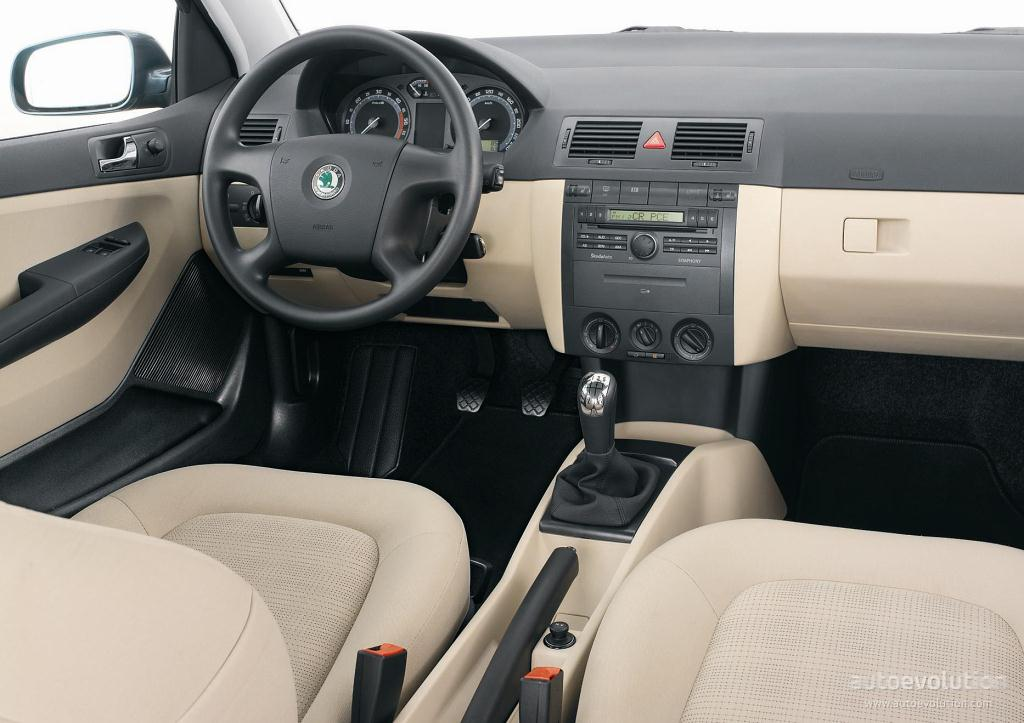 Skoda fabia sedan specs 2001 2002 2003 2004 2005 - Skoda fabia interior ...
