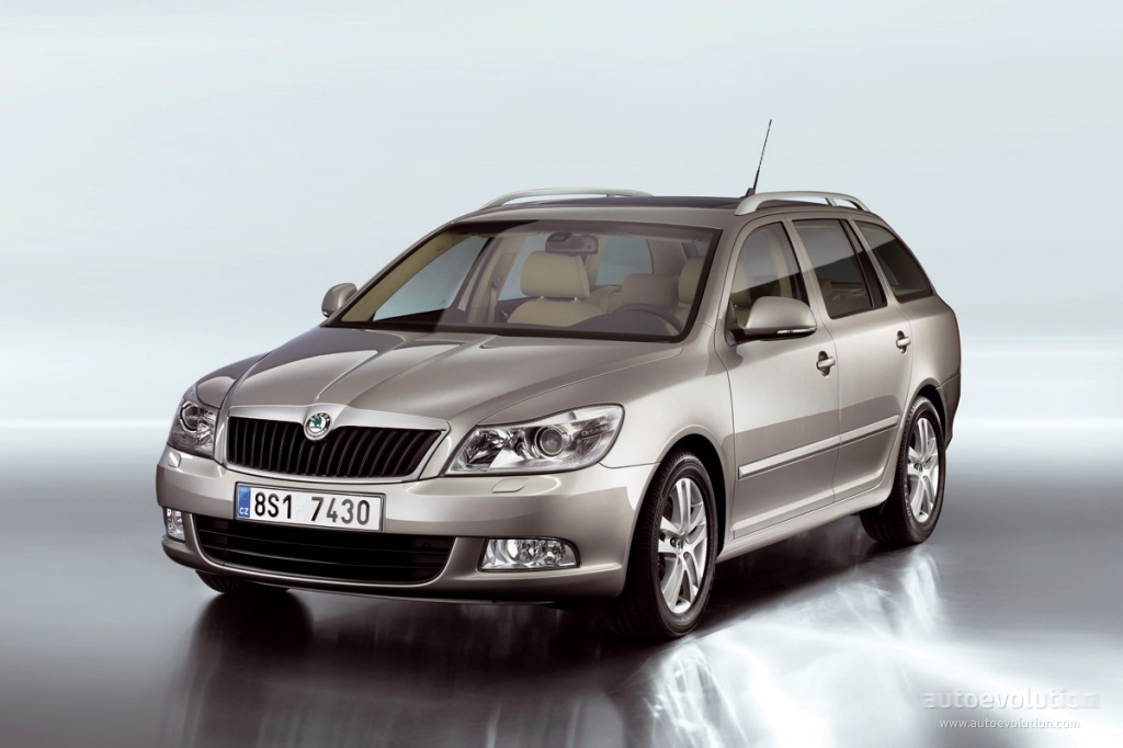 skoda octavia combi 2008 2009 2010 2011 2012 2013 autoevolution. Black Bedroom Furniture Sets. Home Design Ideas