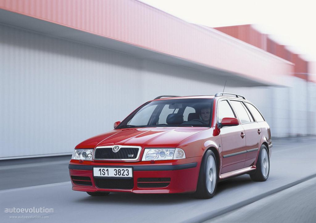 skoda octavia combi rs 1 8t specs photos 2002 2003 2004 autoevolution. Black Bedroom Furniture Sets. Home Design Ideas
