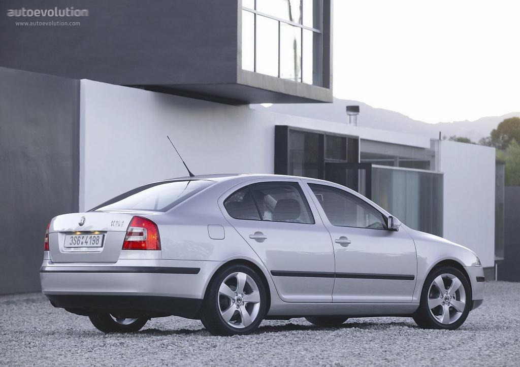 Martin Automotive Group >> SKODA Octavia II - 2004, 2005, 2006, 2007, 2008 - autoevolution