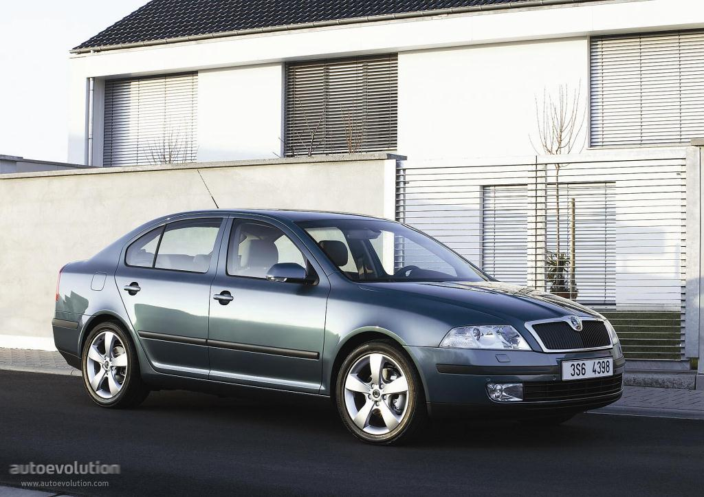 skoda octavia ii specs 2004 2005 2006 2007 2008 autoevolution. Black Bedroom Furniture Sets. Home Design Ideas