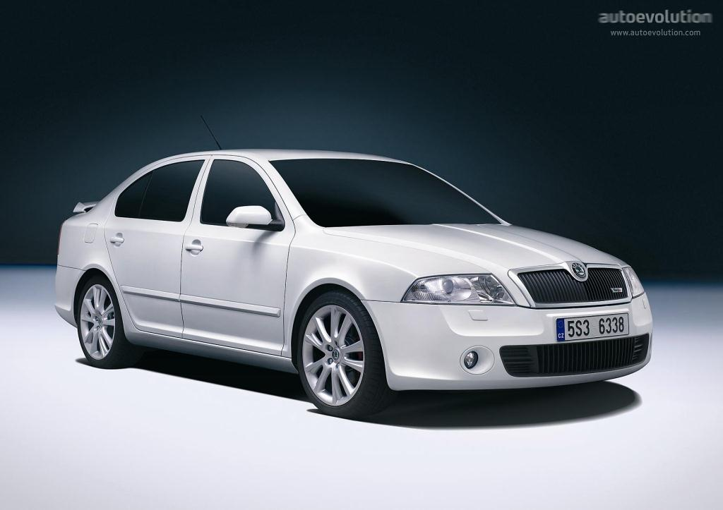skoda octavia ii rs 2005 2006 2007 2008 autoevolution. Black Bedroom Furniture Sets. Home Design Ideas