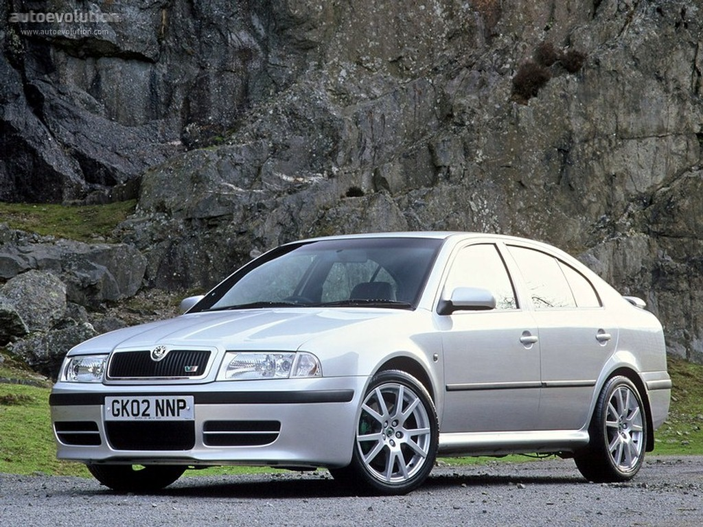 Skoda Octavia Rs Specs Amp Photos 2001 2002 2003 2004