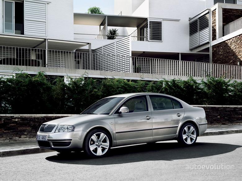Skoda superb specs 2002 2003 2004 2005 2006 autoevolution