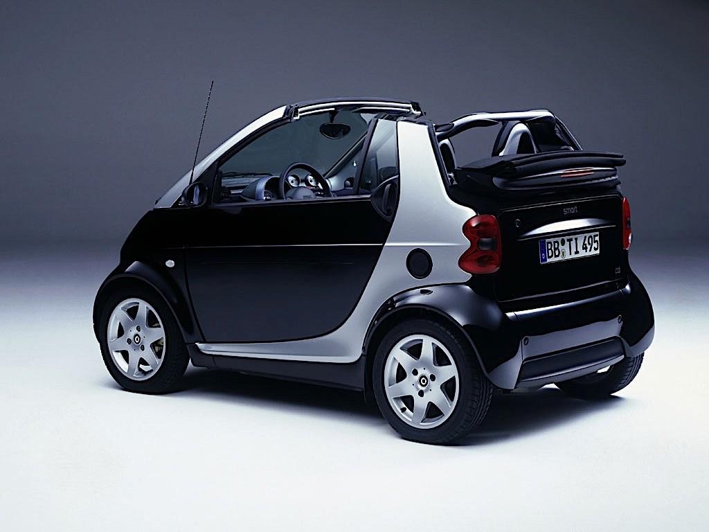 Smart City Cabrio Specs 2000 2001 2002 2003 2004