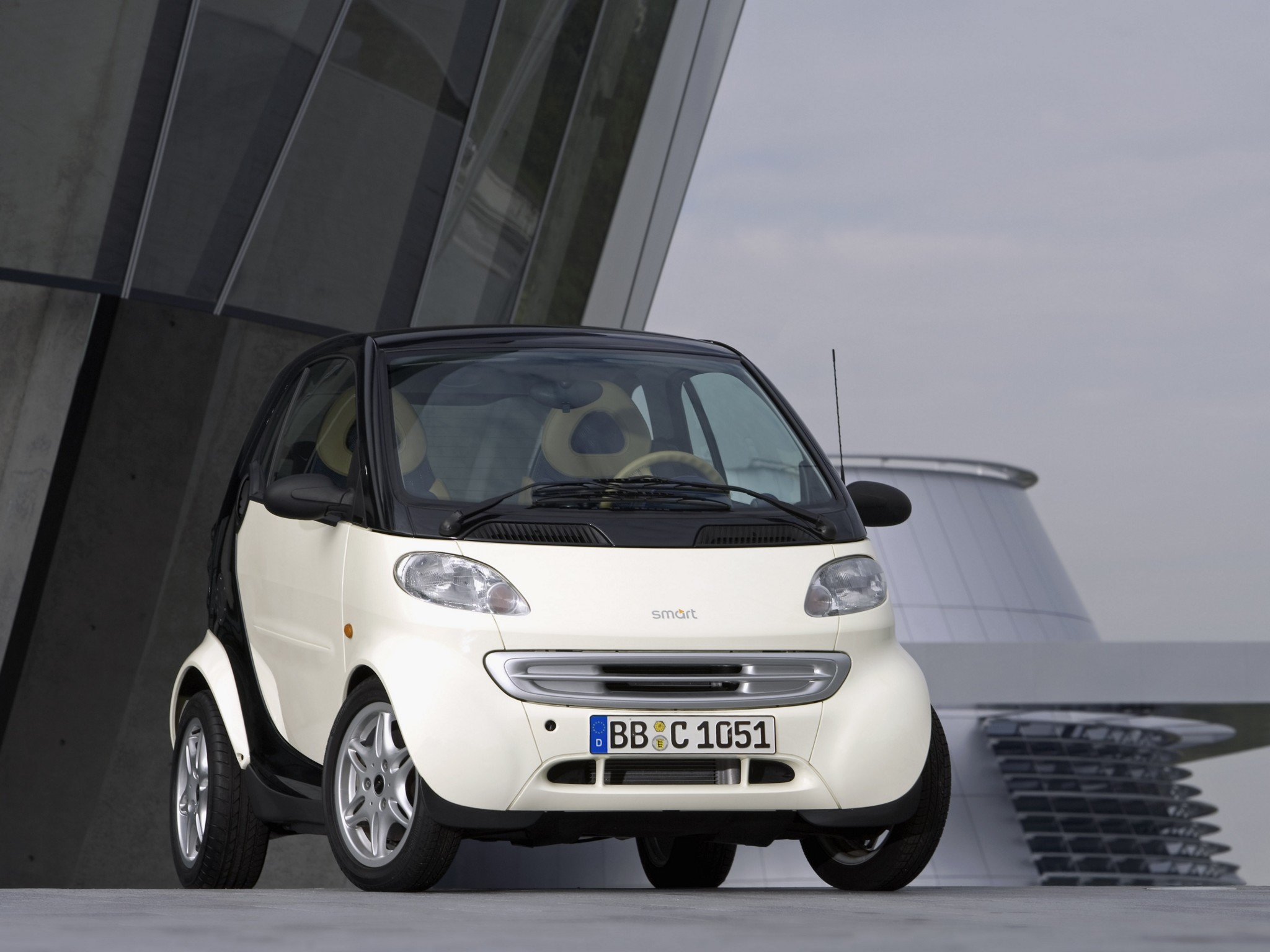 Smart City Coupe 1998 2002