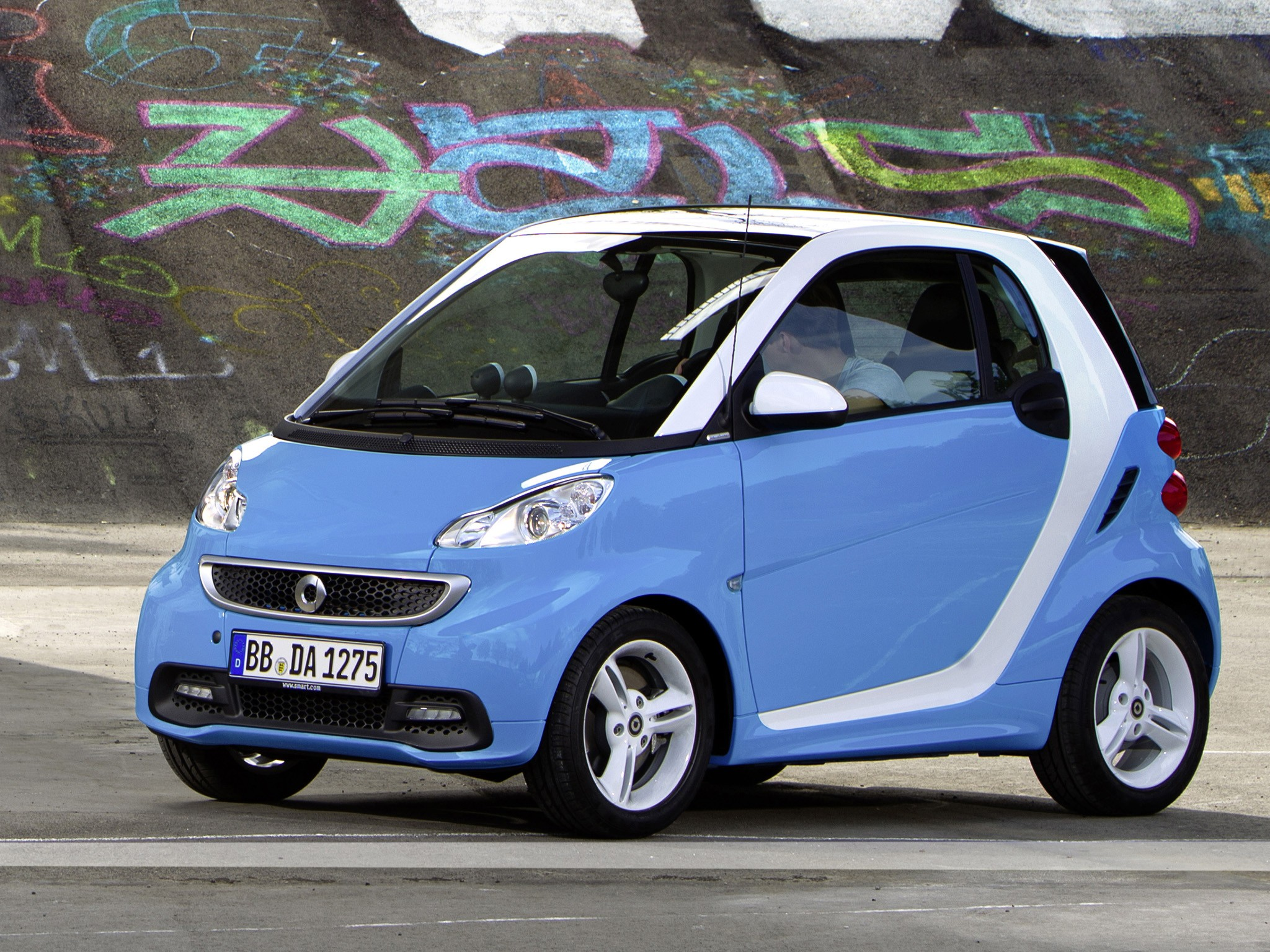 SMART ForTwo 4604 11