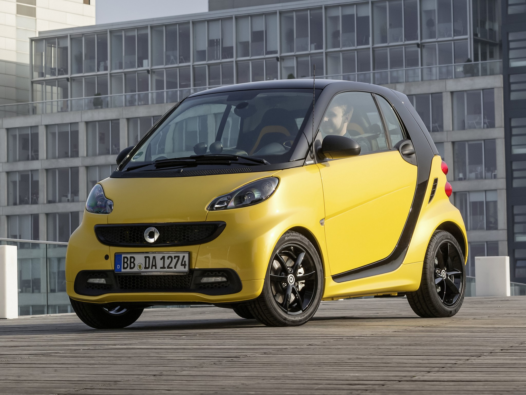 smart fortwo 2012 2014