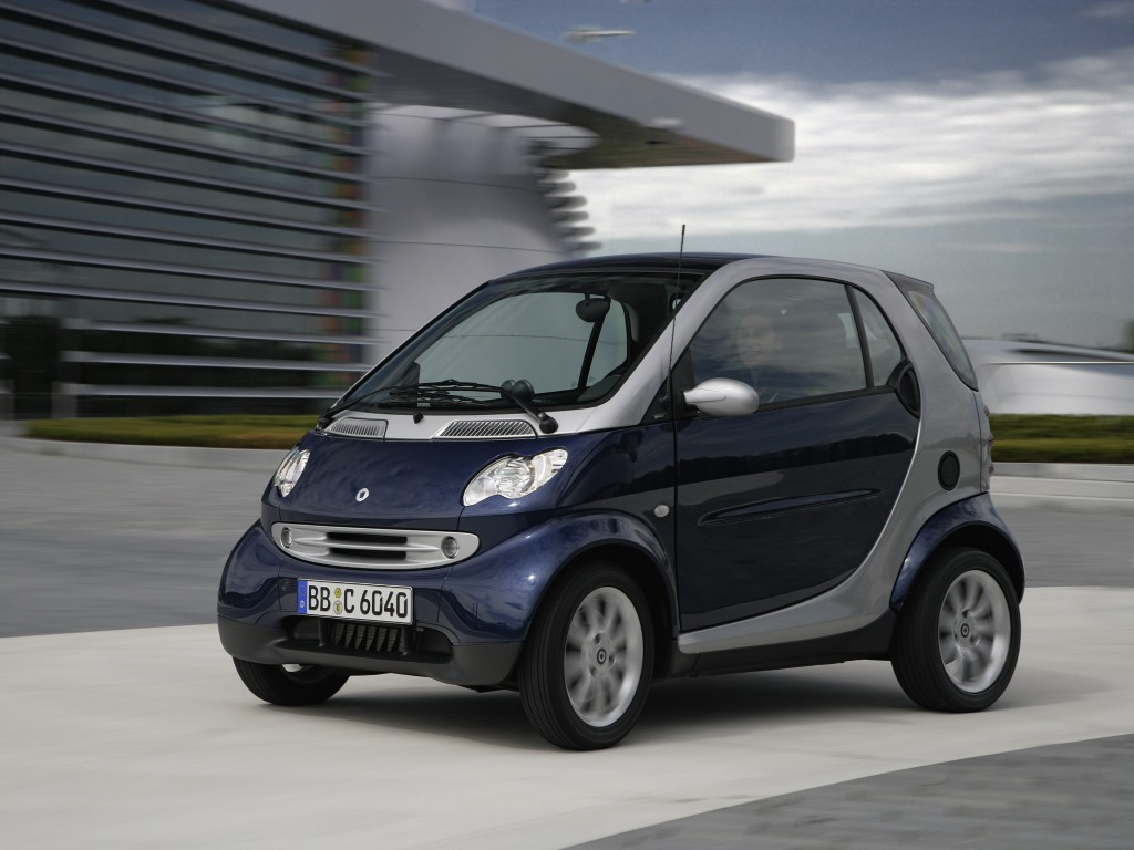 Smart Fortwo 2003 2007