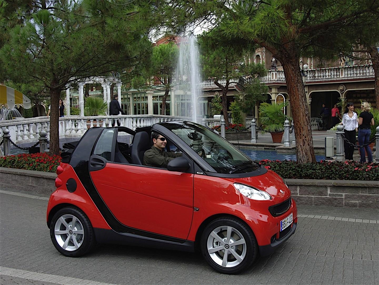 smart fortwo cabrio specs 2007 2008 2009 2010 autoevolution. Black Bedroom Furniture Sets. Home Design Ideas