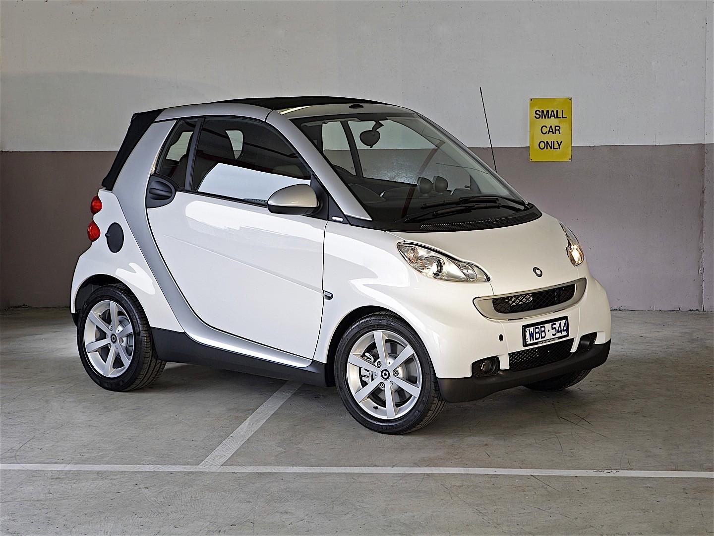 smart fortwo cabrio 2007 2008 2009 2010 autoevolution. Black Bedroom Furniture Sets. Home Design Ideas