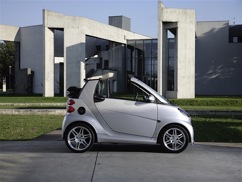 smart fortwo cabrio brabus specs 2007 2008 2009 2010 2011 2012 autoevolution. Black Bedroom Furniture Sets. Home Design Ideas