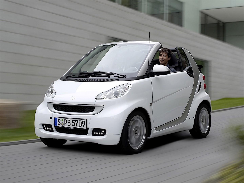 smart fortwo cabrio 2010 2011 2012 autoevolution. Black Bedroom Furniture Sets. Home Design Ideas