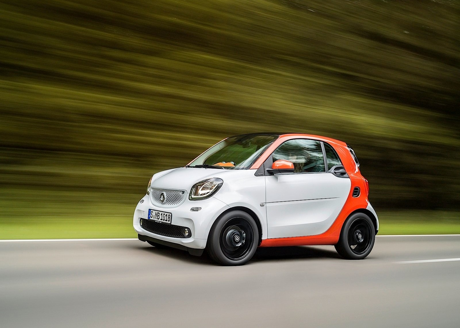 Smart Fortwo 2017 Present