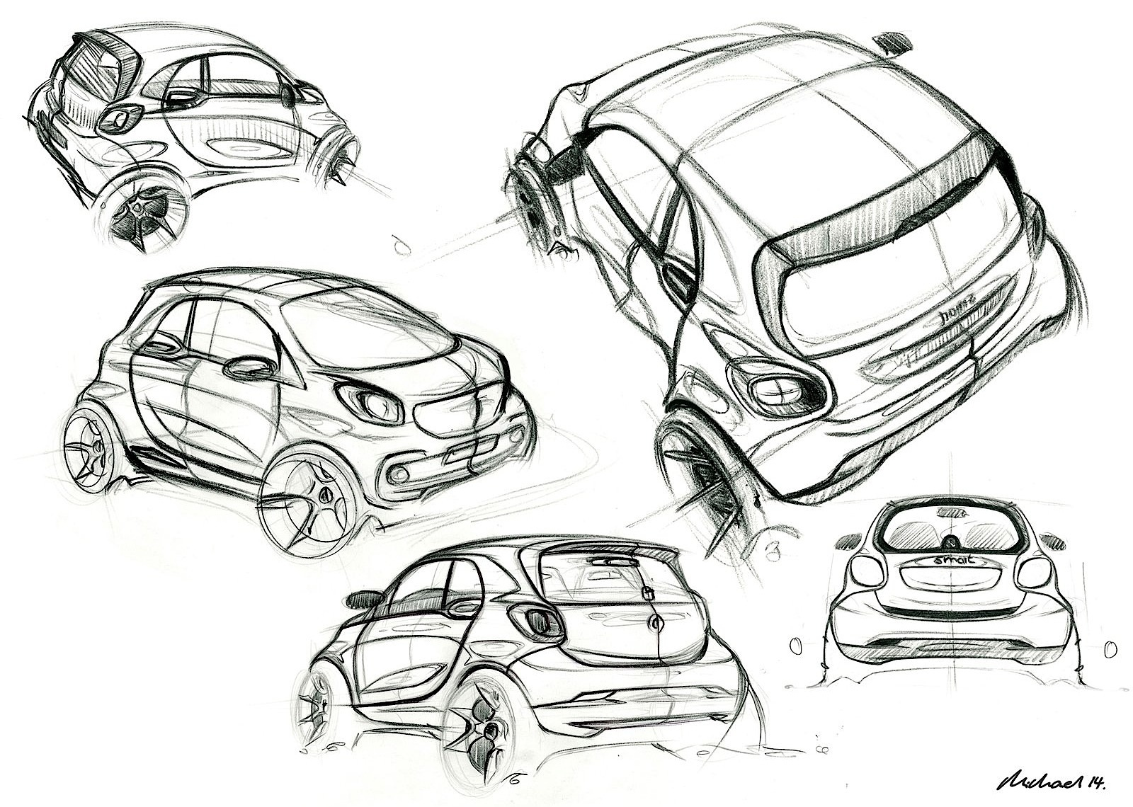 smart fortwo specs