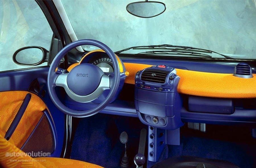 Smart City Coupe 1998 1999 2000 2001 2002