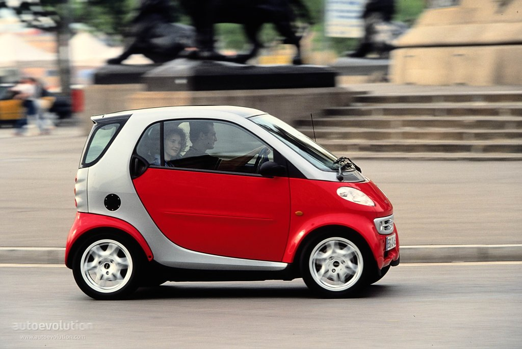 Smart City Coupe 1998 1999 2000 2001 2002