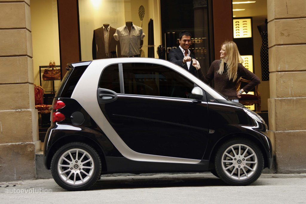 Smart Fortwo Specs 2007 2008 2009 2010 2011 2012