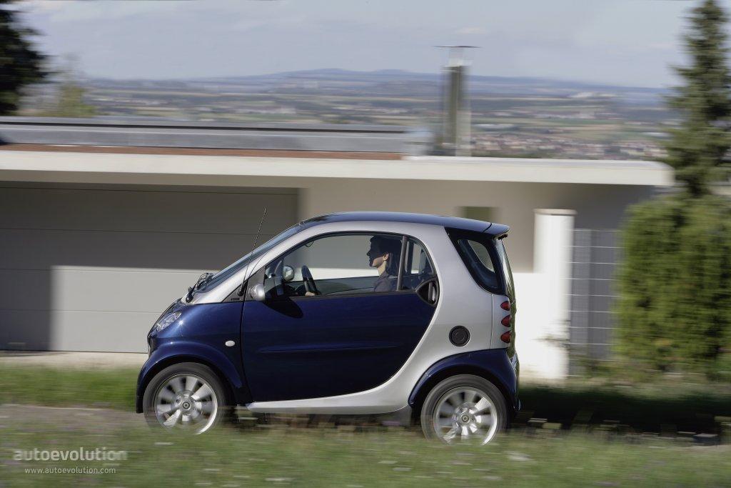 SMART ForTwo - 2003, 2004, 2005, 2006, 2007 - autoevolution