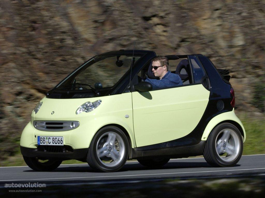 smart fortwo cabrio 2004 2005 2006 2007 autoevolution. Black Bedroom Furniture Sets. Home Design Ideas