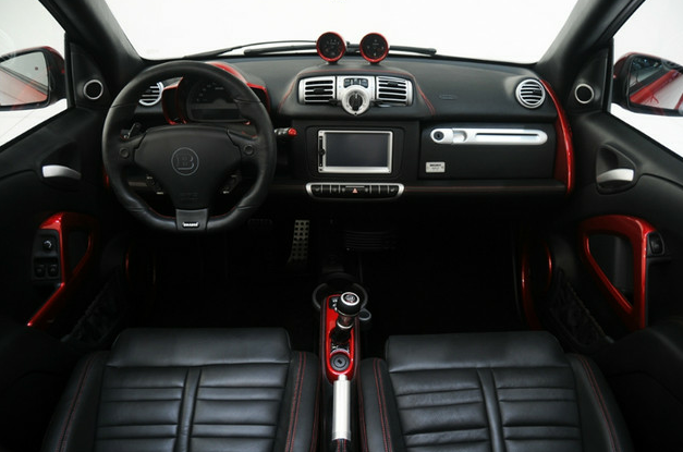 Image Result For Smart Fortwo Interior