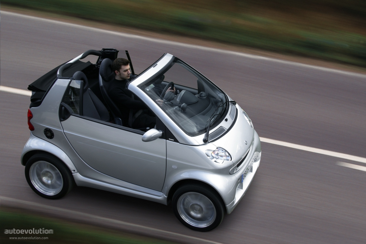 smart fortwo cabrio brabus specs 2003 2004 2005 2006 2007 autoevolution. Black Bedroom Furniture Sets. Home Design Ideas