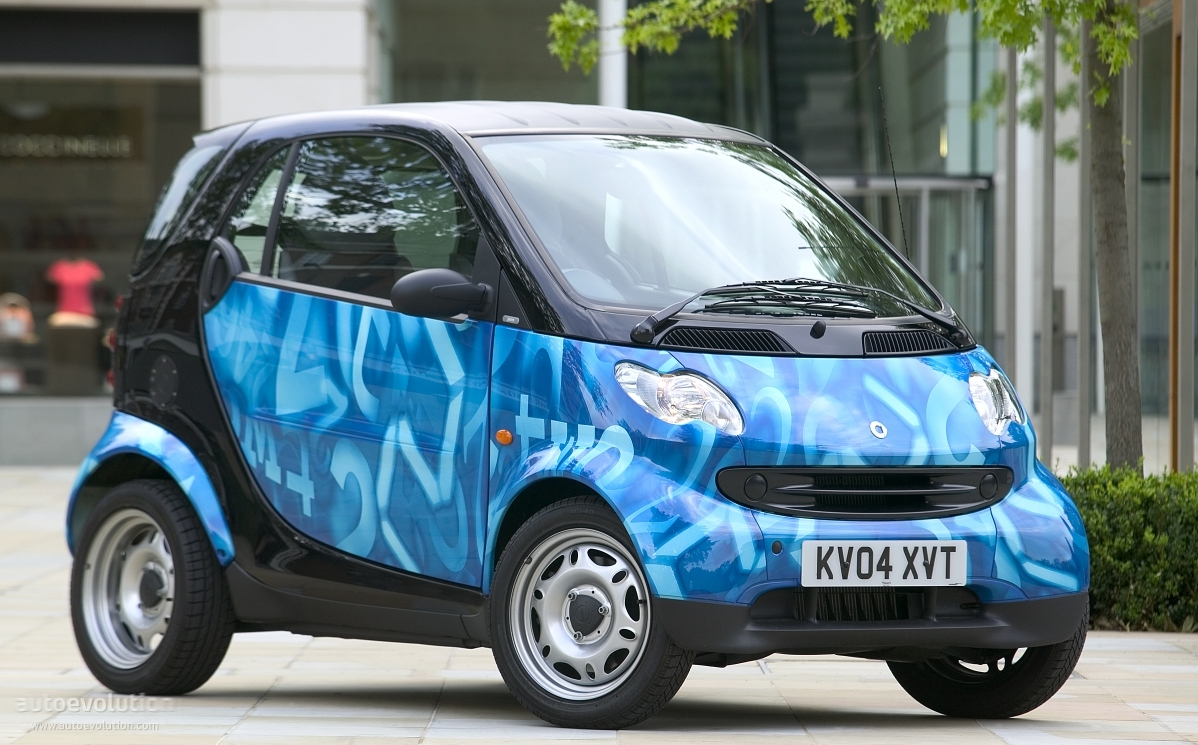 Smart Fortwo 2003 2004 2005 2006 2007 Autoevolution