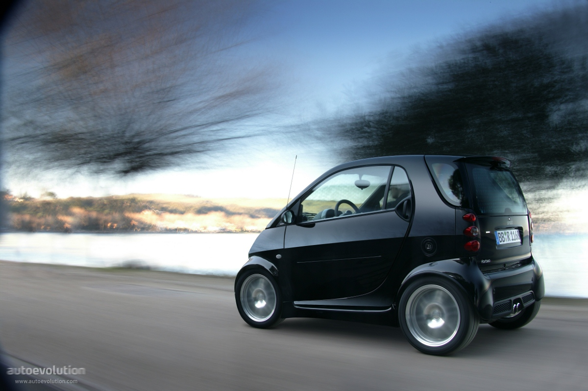 smart fortwo brabus specs 2003 2004 2005 2006 2007 autoevolution. Black Bedroom Furniture Sets. Home Design Ideas