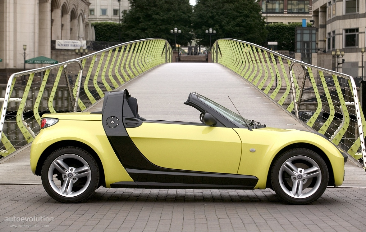 smart roadster coupe - photo #42