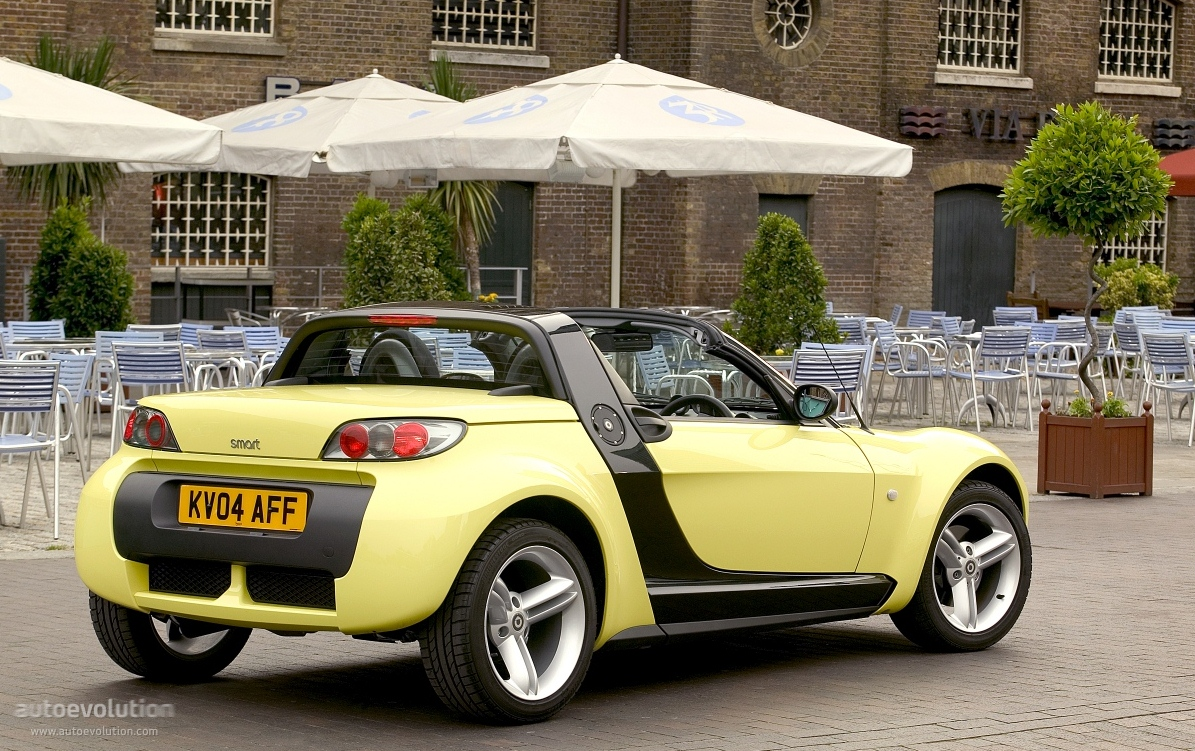 smart roadster specs photos 2003 2004 2005 2006. Black Bedroom Furniture Sets. Home Design Ideas