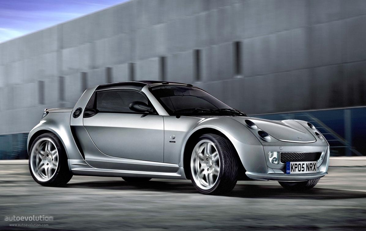 smart roadster brabus 2003 autoevolution. Black Bedroom Furniture Sets. Home Design Ideas