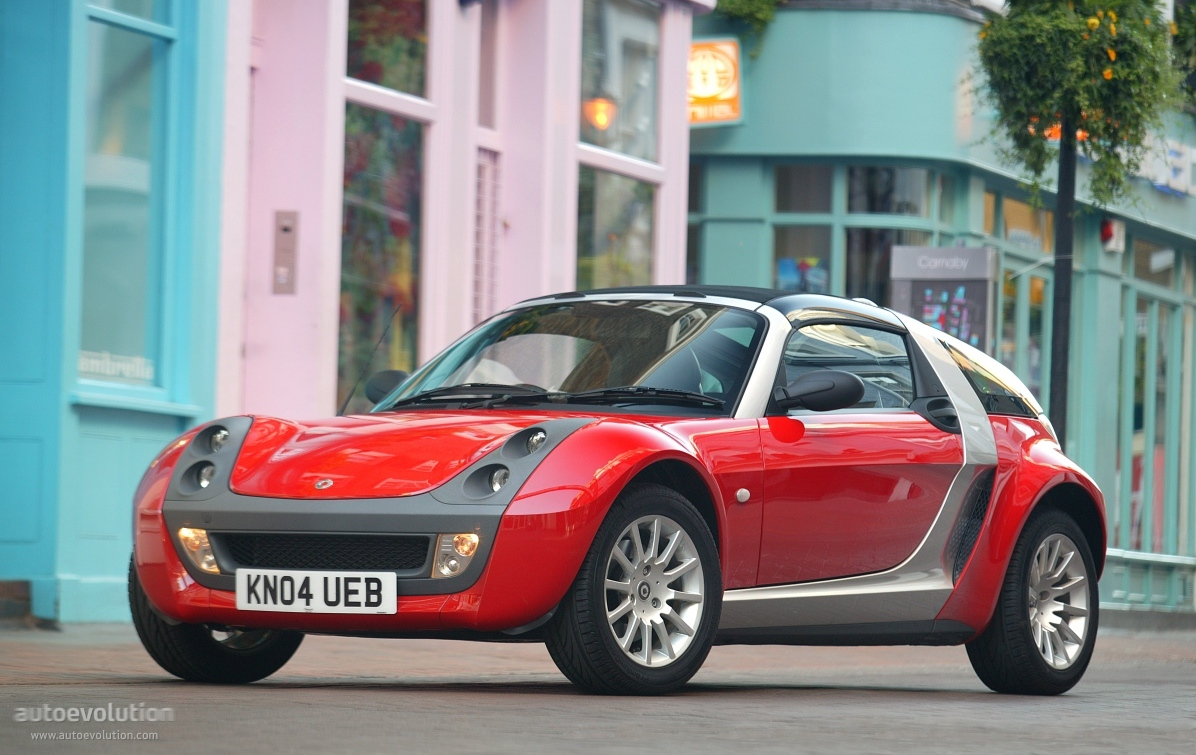 Smart Roadster Coupe Specs 2003 Autoevolution