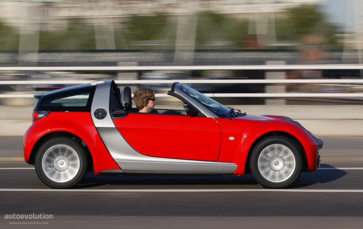smart roadster coupe - photo #48