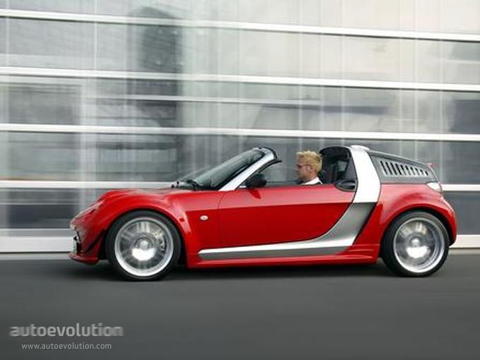 smart roadster coupe brabus 2003 autoevolution. Black Bedroom Furniture Sets. Home Design Ideas