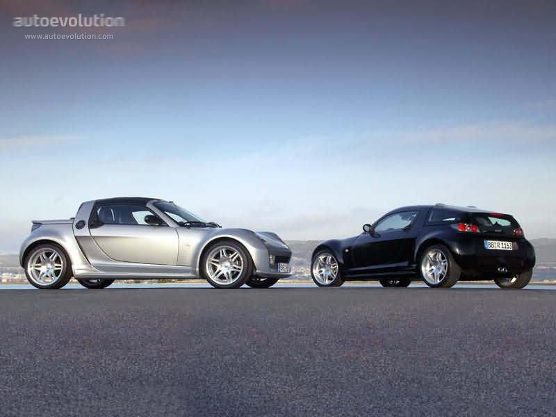 smart roadster coupe brabus specs 2003 autoevolution. Black Bedroom Furniture Sets. Home Design Ideas