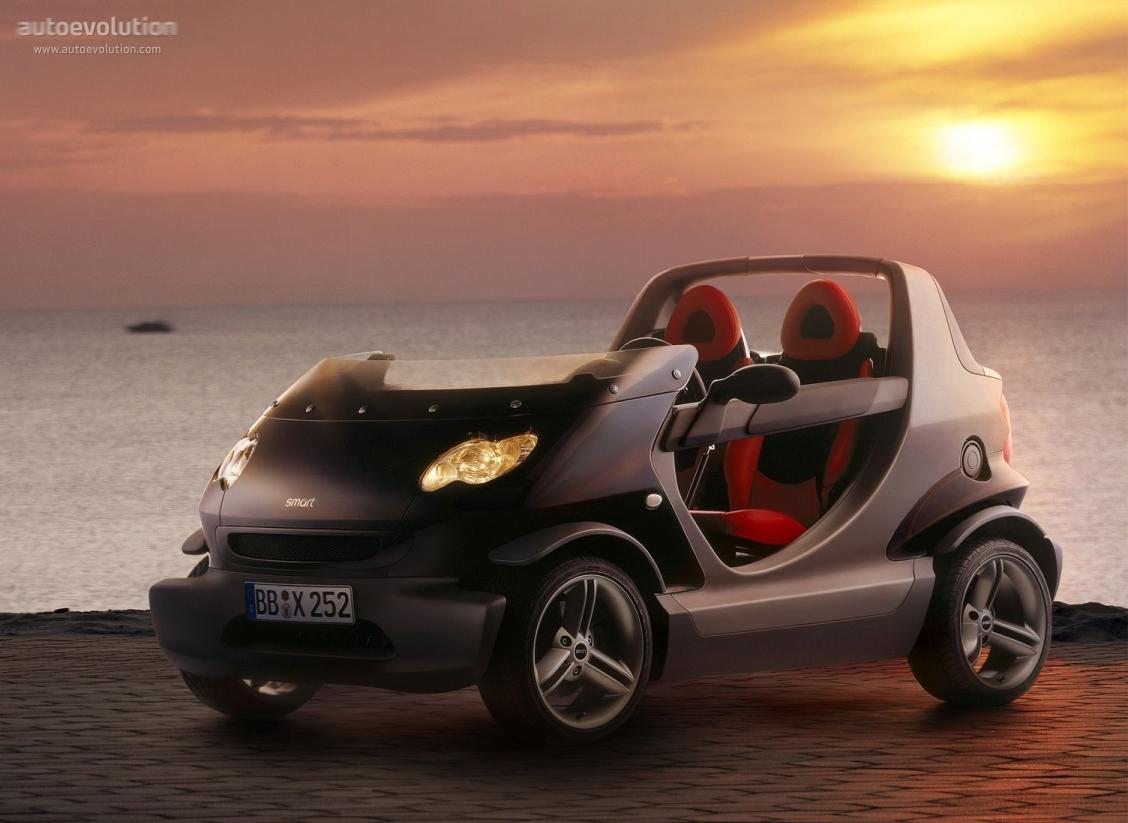 Smart Buy Auto >> SMART Crossblade specs & photos - 2002, 2003 - autoevolution