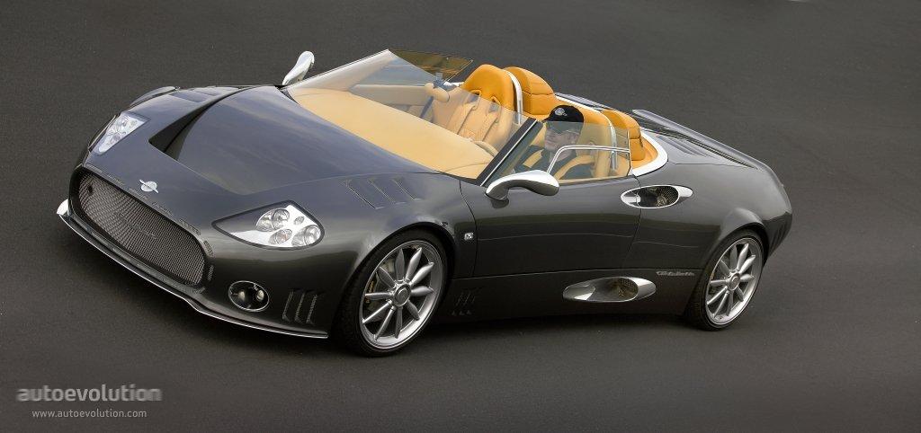Spyker C12 Laturbie Specs 2006 2007 2008 2009 2010