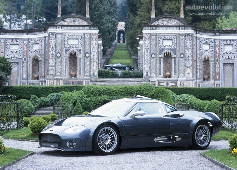 Spyker C8 Double 12 S Specs Photos 2002 2003 2004 2005 2006