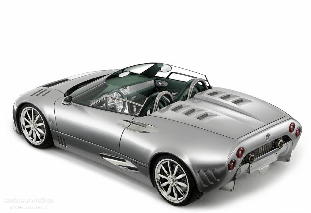 Spyker C8 Spyder Specs 2000 2001 2002 2003 2004