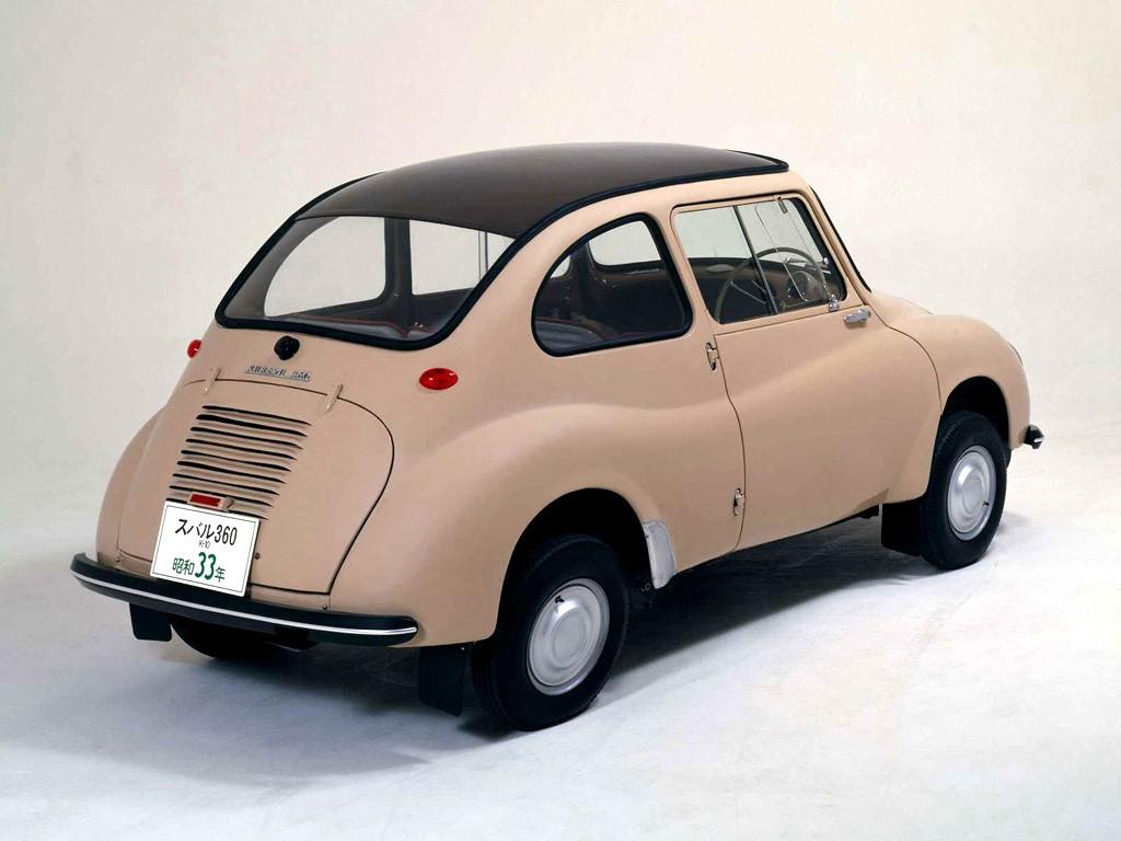 Subaru 360 Specs Amp Photos 1958 1959 1960 1961 1962