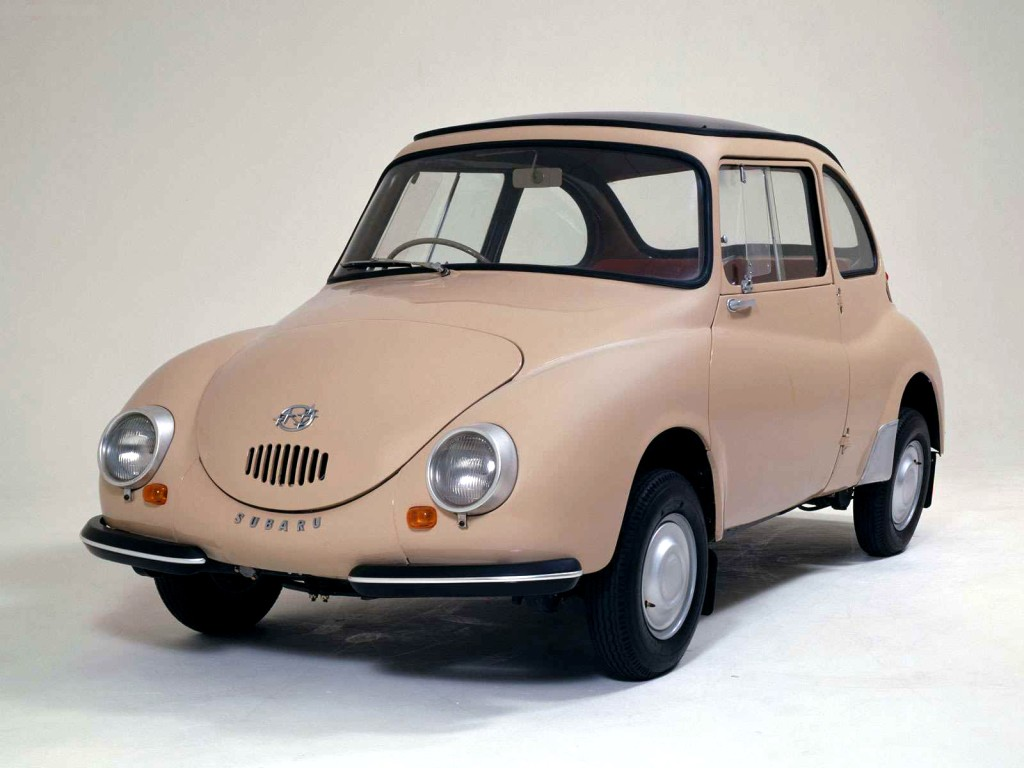 SUBARU 360 - 1958, 1959, 1960, 1961, 1962, 1963, 1964 ...
