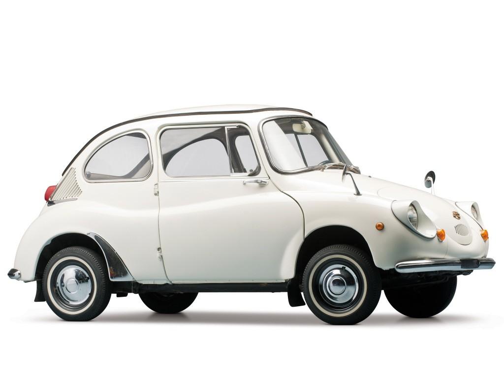 Subaru 360 1958 1959 1960 1961 1962 1963 1964
