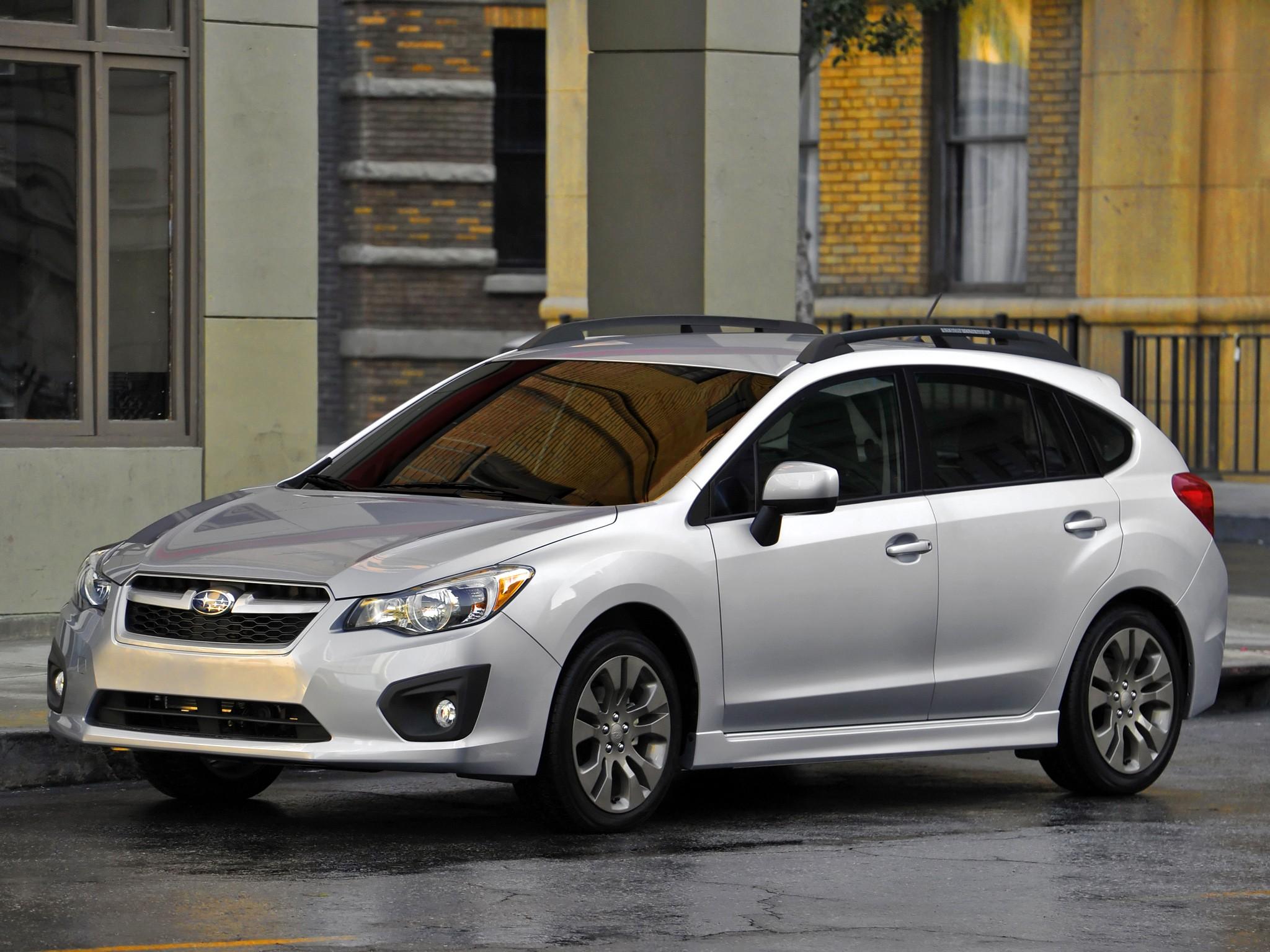 Subaru impreza 5 doors specs 2012 2013 2014 2015 2016 2017 subaru impreza 5 doors 2012 present vanachro Choice Image