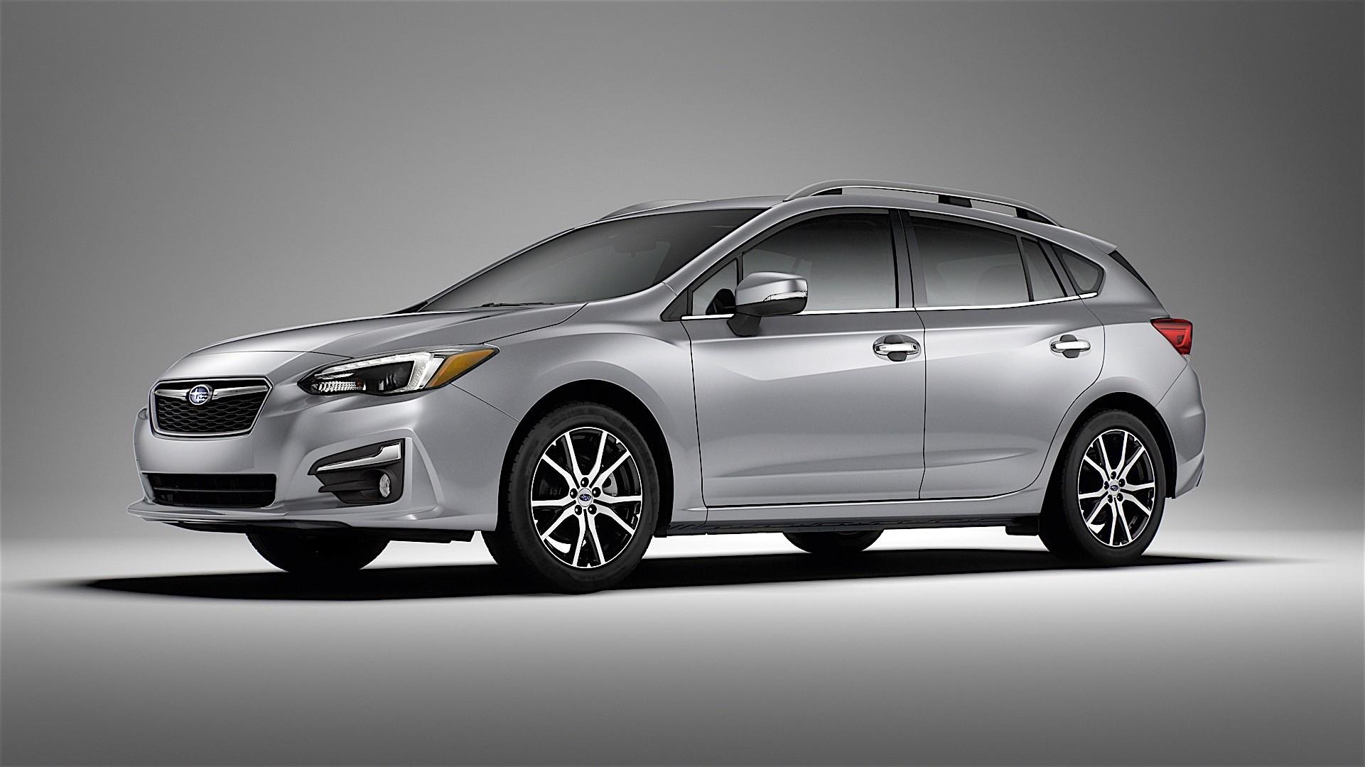 Subaru Impreza 5 Doors Specs Amp Photos 2016 2017 2018