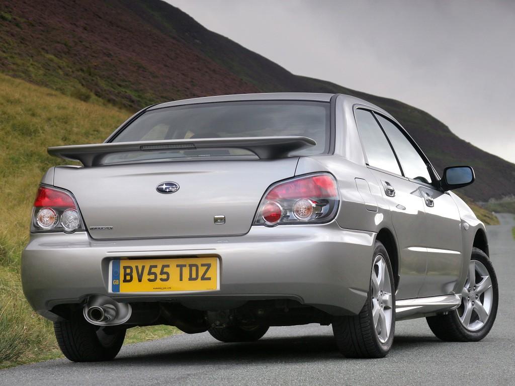 Subaru All Wheel Drive >> SUBARU Impreza specs & photos - 2005, 2006, 2007 - autoevolution