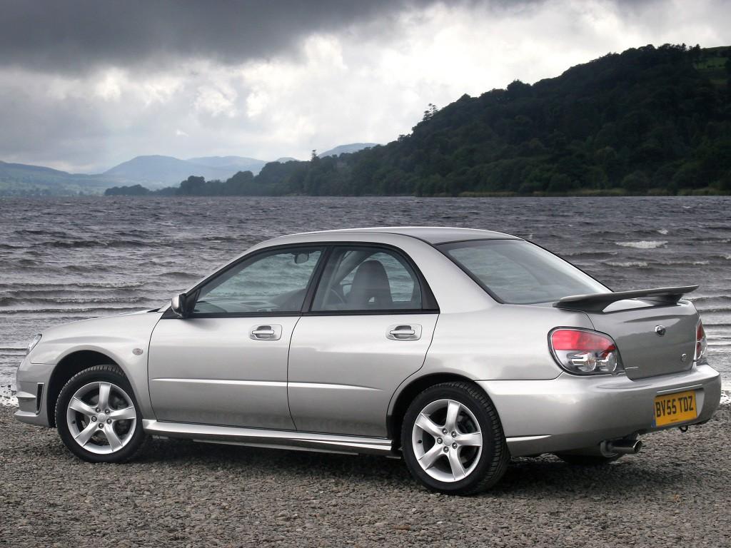 subaru impreza 2005 2007 2006 autoevolution specs