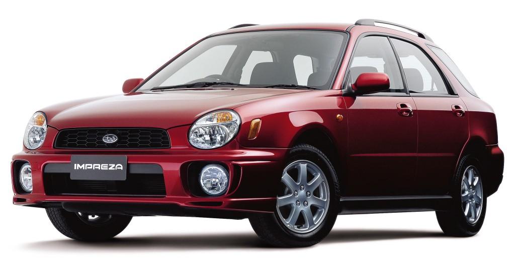 SUBARU Impreza Wagon specs & photos - 2000, 2001, 2002 ...