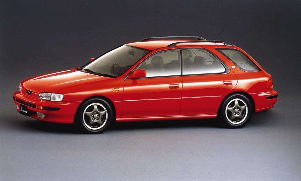 SUBARU Impreza Wagon specs & photos - 1993, 1994, 1995 ...
